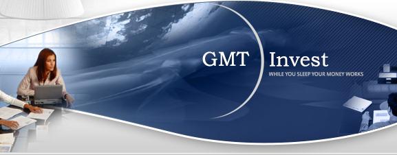 Логотип Gmt-Invest