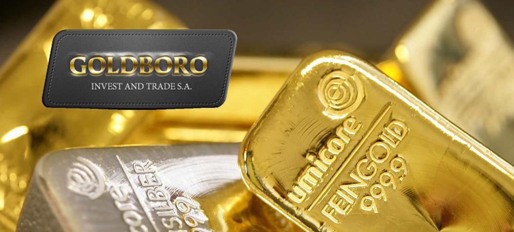 Логотип Goldboro