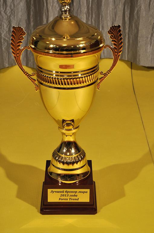 Лучший брокер мира 2013 год