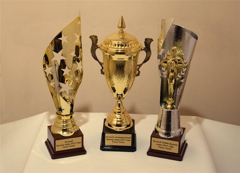 Награды Forex Trend за 2014 год