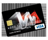 Платежная карта Wallet One